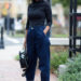 petite jeans, curvy style, pear shapes, best pants for curvy women