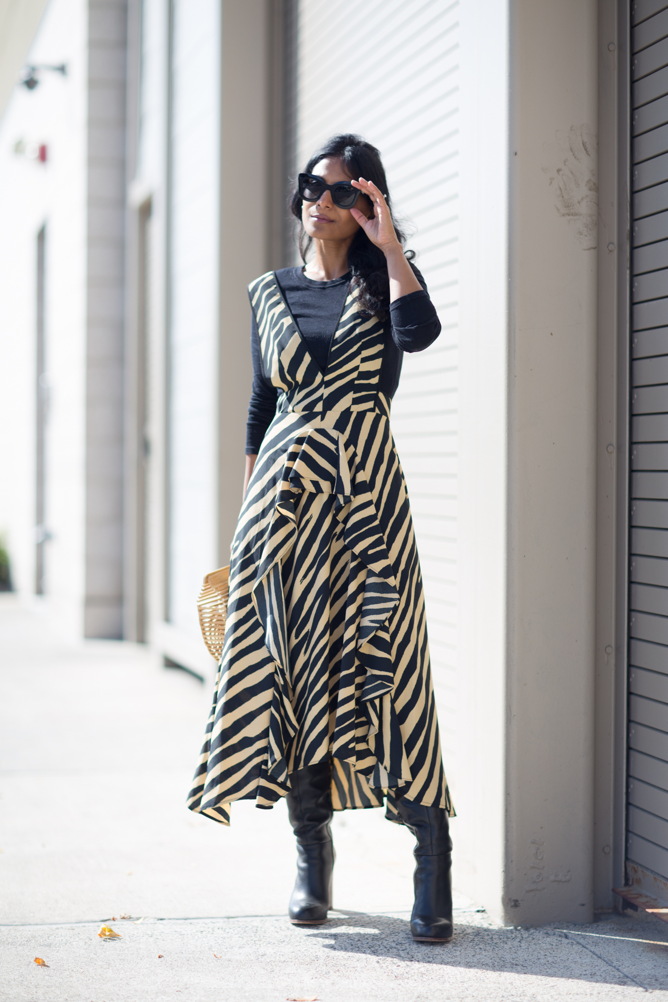 5dbf636a459e HOW TO WEAR THE ANIMAL PRINT TREND